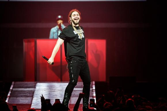 Post Malone at Jacobs Pavilion at Nautica