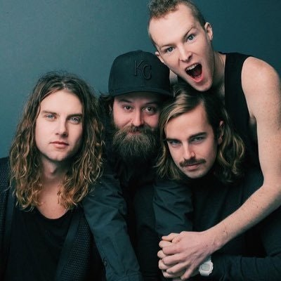Judah and The Lion at Jacobs Pavilion at Nautica