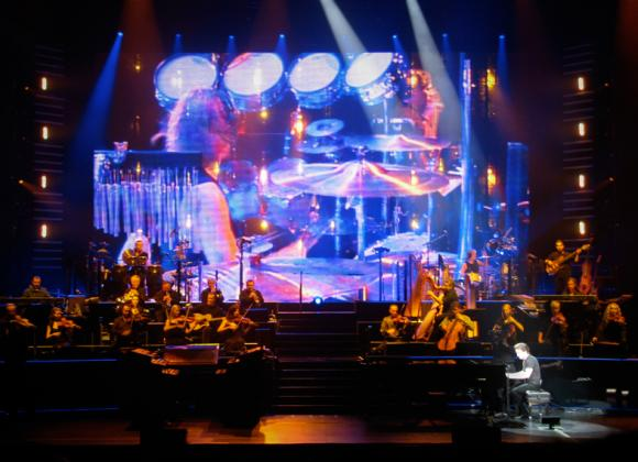 Yanni at Jacobs Pavilion at Nautica