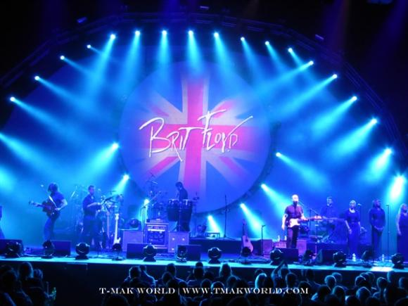 Brit Floyd at Jacobs Pavilion at Nautica