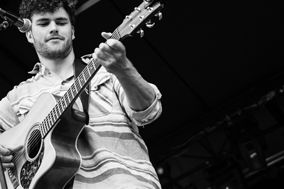 Vance Joy at Jacobs Pavilion at Nautica