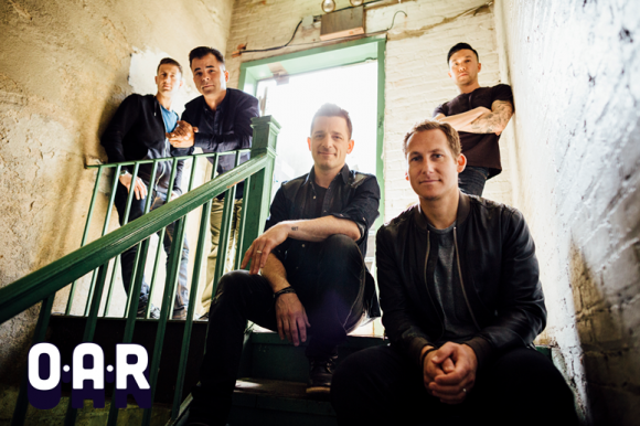 O.A.R. & Matt Nathanson at Jacobs Pavilion at Nautica