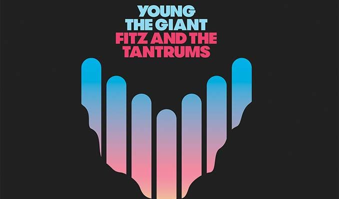 Young The Giant & Fitz and The Tantrums at Jacobs Pavilion at Nautica