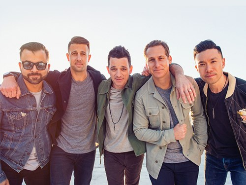 O.A.R. & American Authors at Jacobs Pavilion at Nautica