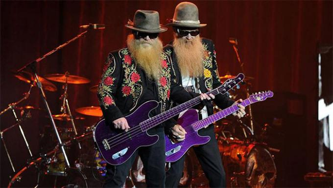 ZZ Top at Jacobs Pavilion at Nautica