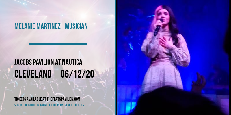 Melanie Martinez - Musician at Jacobs Pavilion at Nautica
