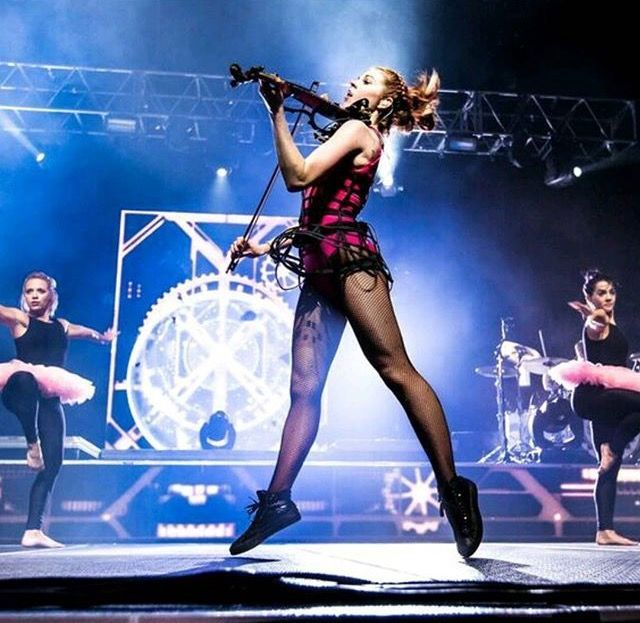Lindsey Stirling at Jacobs Pavilion at Nautica