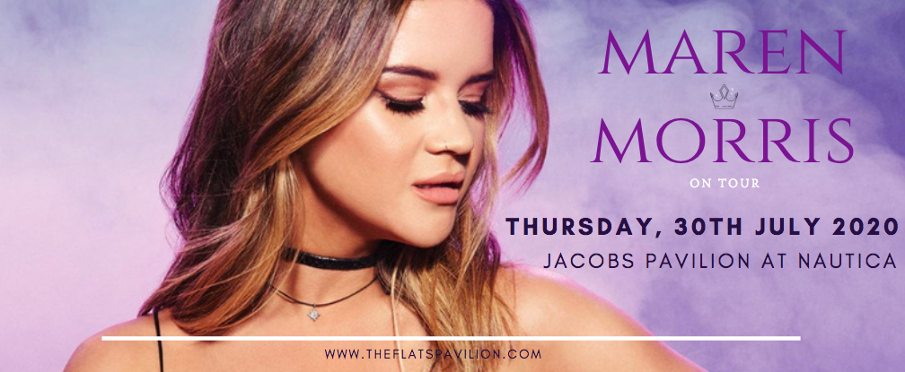 Maren Morris at Jacobs Pavilion at Nautica