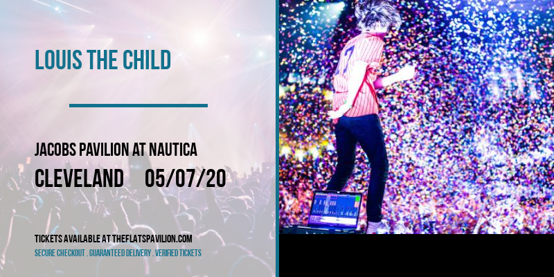 Louis The Child at Jacobs Pavilion at Nautica