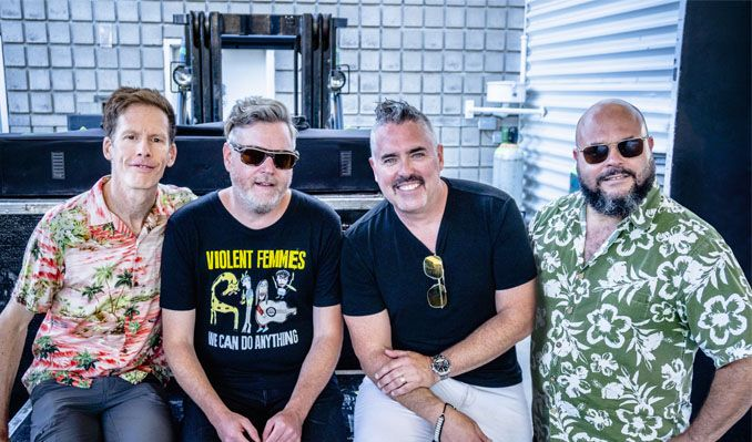 Barenaked Ladies, Gin Blossoms & Toad The Wet Sprocket at Jacobs Pavilion at Nautica
