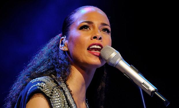 Alicia Keys [POSTPONED] at Jacobs Pavilion at Nautica