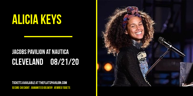 Alicia Keys at Jacobs Pavilion at Nautica