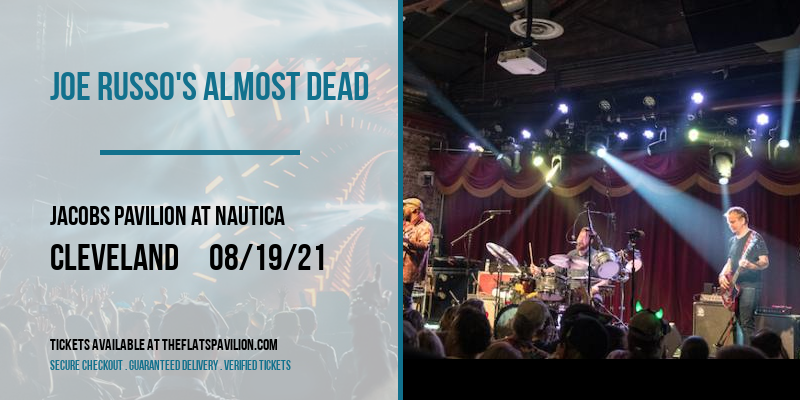 Joe Russo's Almost Dead at Jacobs Pavilion at Nautica