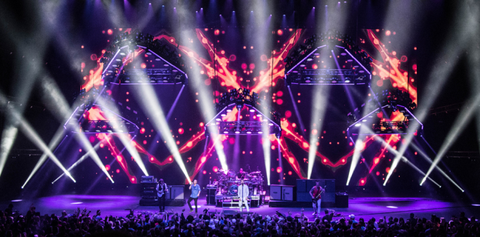311 at Jacobs Pavilion at Nautica