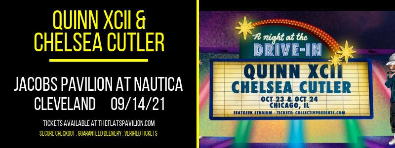 Quinn XCII & Chelsea Cutler at Jacobs Pavilion at Nautica